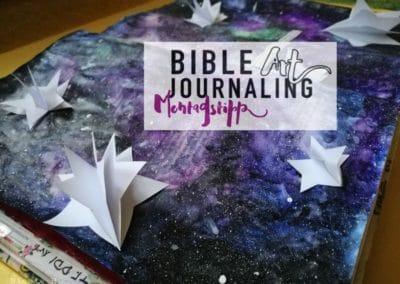 #2 Pop Up Falttechnik für die Bibel