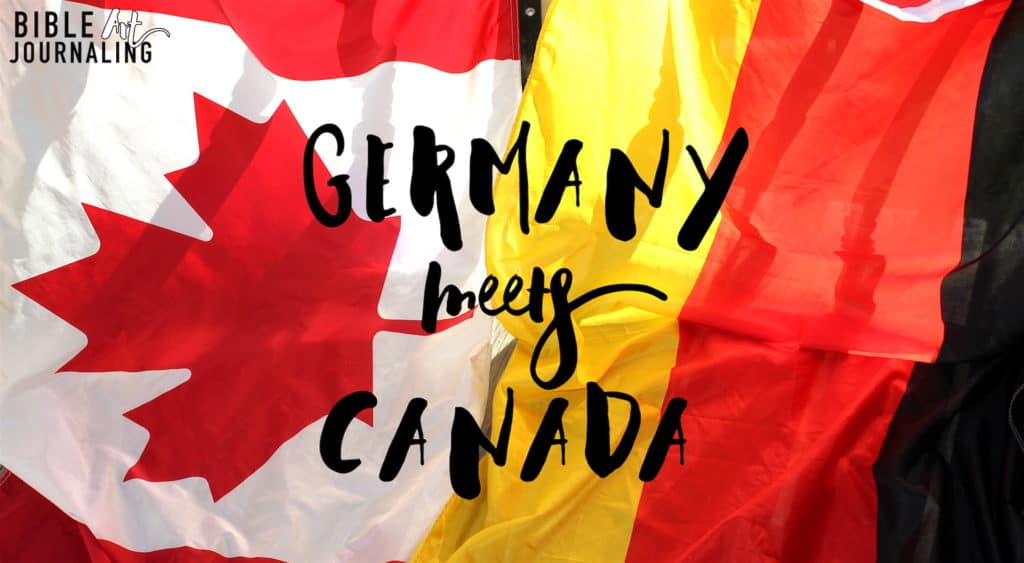 GERMANY meets CANADA !!!