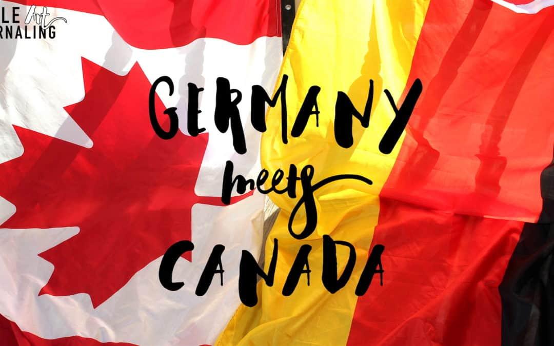 GERMANY meets CANADA !!!