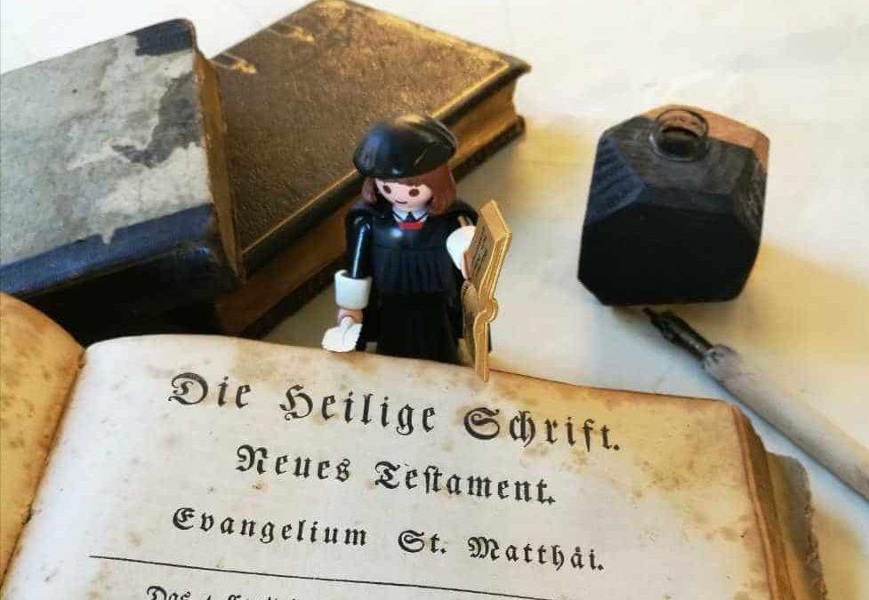 500 Jahre Reformation – auf Luthers spuren