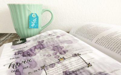 Teezeit mit Gott