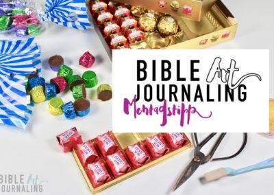 #27 Journaln mit Verpackungen