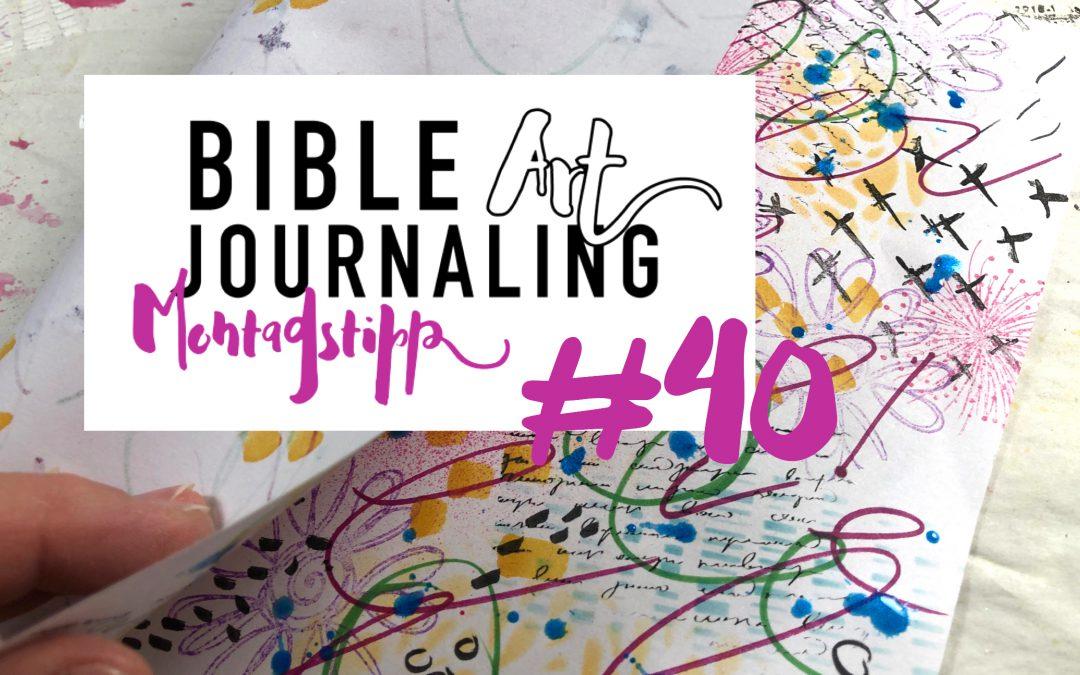 #40 Papierdesign