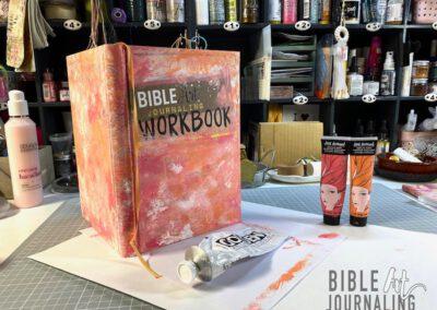 Mein Workbook – der Einband